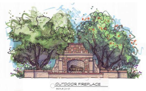 Landscape Design Elevation Plans Elevation Plan Landscape Design Drawings Landscape Design