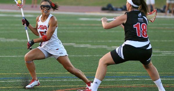 Kelly Berger Usa Womens Team Lacrosse Pinterest