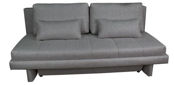 Die Schlafcouch Ist Mit Zwei Matratzen Und 160x200cm Ein