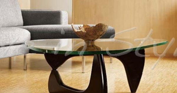 Isamu Noguchi Style Glass Coffee Table Retail Price HKD