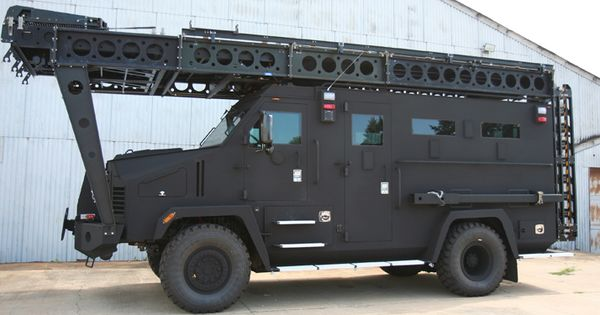 Lenco Bear Mars Header Armored Vehicles Special Police Police Cars