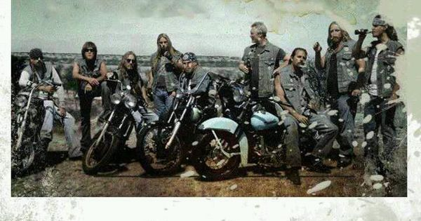 Sons of Anarchy Motorcycle Club Redwood Original | Redwood ...
