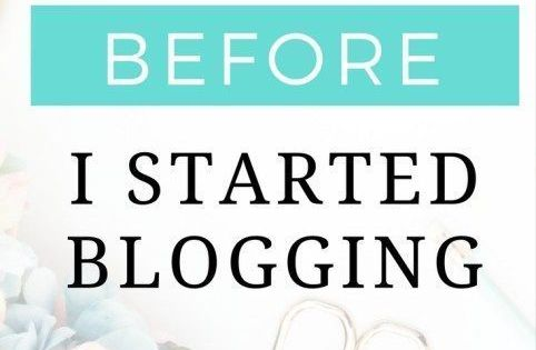 Interested in starting your own blog? Here are 7 things I learnt from my own experience and 7 things that you need to know before you start a blog! Blogging tips for beginners.
