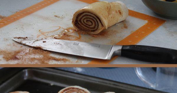 Homemade Cinnamon Rolls - A Bread Machine Recipe - Thriving Home