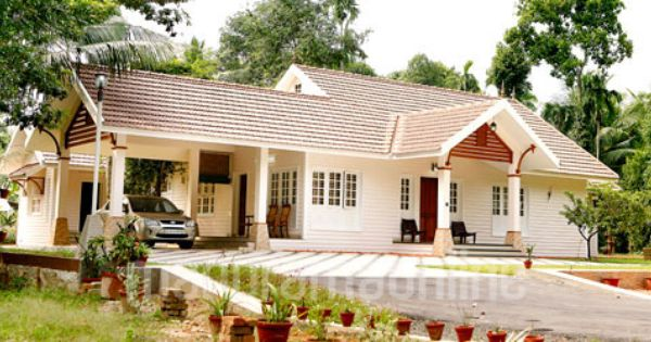 Manorama Online Veedu Dream Home Country Cottage House Plans Kerala House Design Village House Design