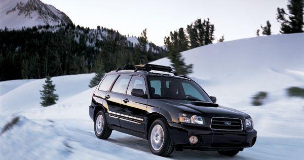 2004 Subaru Forester XT | Dream Garage | Pinterest ...  2004 Subaru For...