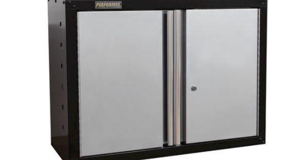 Performax 2 Door Wall Cabinet At Menards Locker Storage Wall Cabinet Storage
