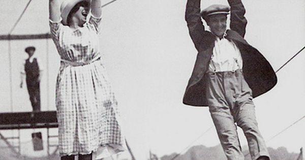 Date ideas. vintage couple
