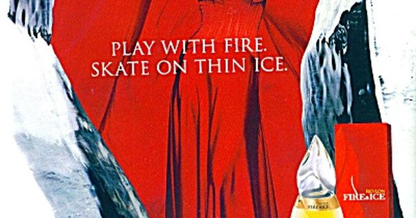 1997 Revlon FIRE and ICE ad CINDY Crawford (Image1) | Ads ...