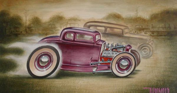 Hoodie Weesner Hoodie 1932 Rat Rod Hot Rod ford