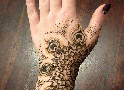 henna designs and how do henna tattoos last