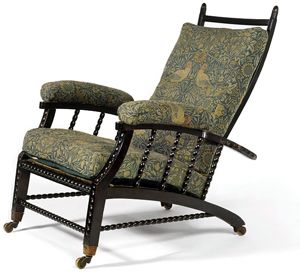 Furniture and Other Decorative Arts: The William Morris Society