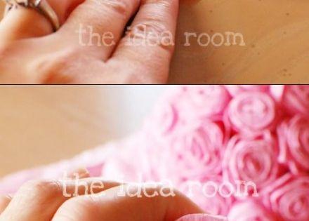 DIY CRAFTS crepe paper flowers