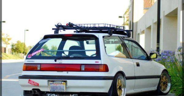 My Jdm Love It Stance Low With Flashback Mag Wheels Ef Stance Dr20 Roofrack Low Slammed Dumped Hatch Clean Check Out Our Website Http Vteckickedi Honda Civic Hatchback Jdm Honda Honda Civic