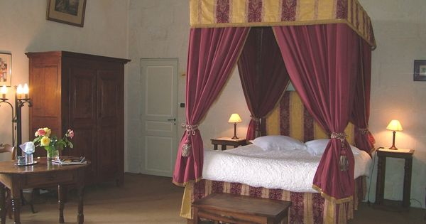 Aimery de brisay une belle suite familiale avec sa petite for Chambre chateau