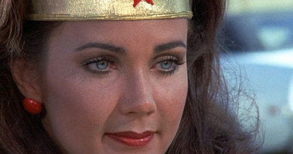 Wonder Woman Played By Lynda Carter  Wonder Woman And -5359