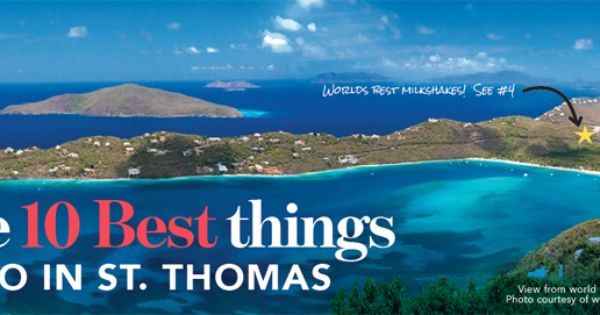 Best Island Beaches For Partying Mykonos St Barts: 10 Best Things To Do In St Thomas :: Articles