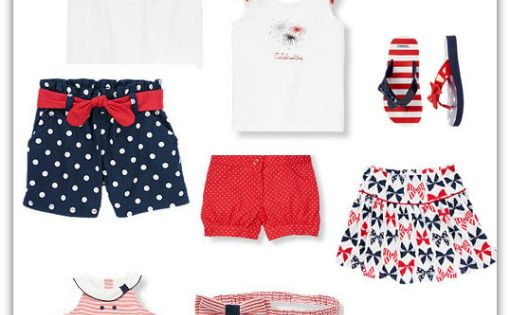 4th of july kid outfits