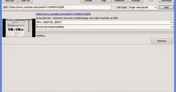Tvideodownloader un logiciel gratuit pour t l charger - Comment telecharger open office gratuit ...