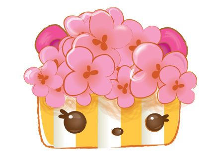 Momma Corn Character Num Noms Serie 2 Cute Kawaii