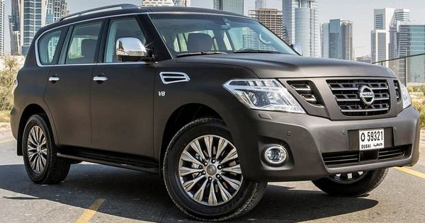What Does The 2015 Nissan Armada Look Like 2015 Nissan