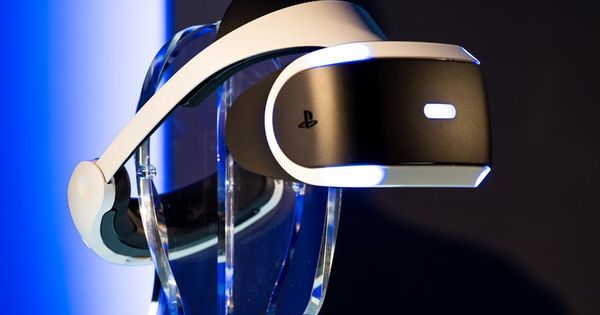 Sony Project Morpheus Brings Virtual Reality To Playstation 4 In 2016