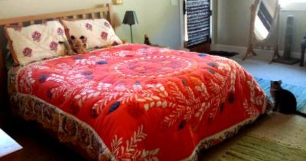 Geneva Down Alternative Sham Insert With Images Embroidered Quilts Hypoallergenic Bedding Home Decor
