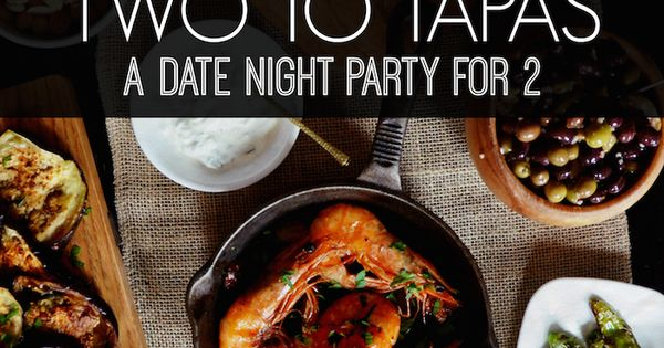 valentine's day tapas recipes