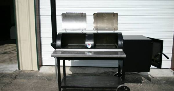 Backyard Model Jambo Grills And Smokers Pinterest