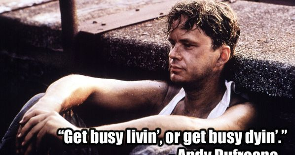 22 Of The Most Powerful Quotes Of Our Time: The Shawshank Redemption (1994)