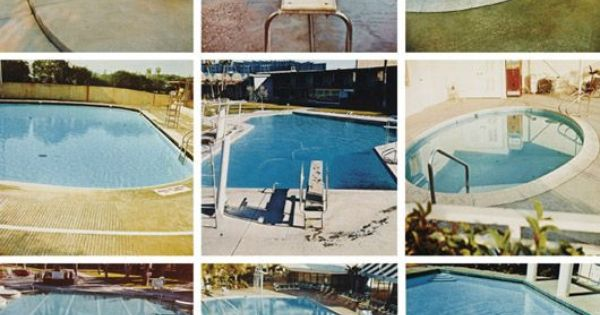 Pools Ed Ruscha Go Pinterest Photography Artist And Artsy Fartsy