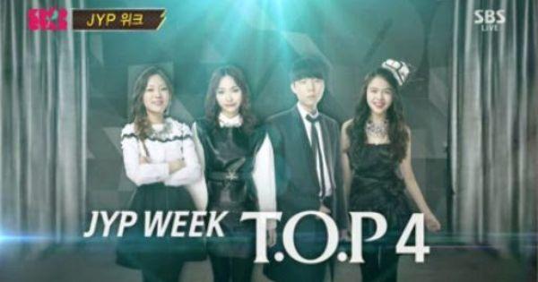 Survival Audition K Pop Star Top3 Jung Seung Hwan Lee Jin Ah And Katie Kim Korean Variety Shows Korean Entertainment K Pop Star