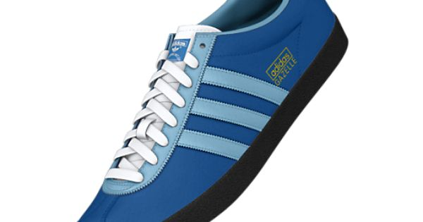 customize adidas gazelle shoes