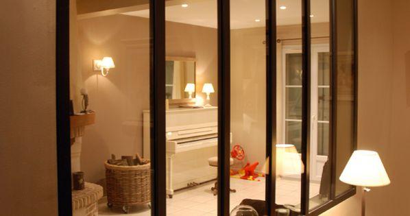 verriere atelier artiste id es maison pinterest verriere atelier artiste verriere atelier. Black Bedroom Furniture Sets. Home Design Ideas