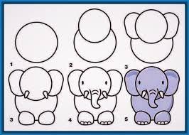 Resultado De Imagen Para Frozen Dibujos A Lapiz Animales Faciles De Dibujar Como Dibujar Animales Faciles Enseñar A Dibujar