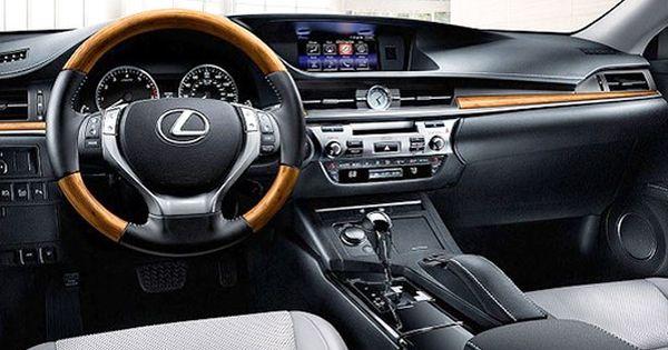 2018 Lexus Es 350 Interior Lexus Es Lexus 2017 Lexus
