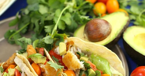 Flounder fish tacos recipe told you wells and seafood for Flounder fish tacos