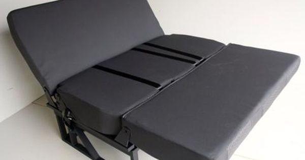 Gear Update A Proper Campervan Bench Seat Bed Minivan Camper