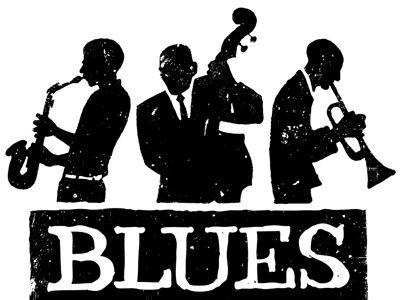 Blues & Jazz Festival | Music festival logos, Jazz festival, Jazz fest