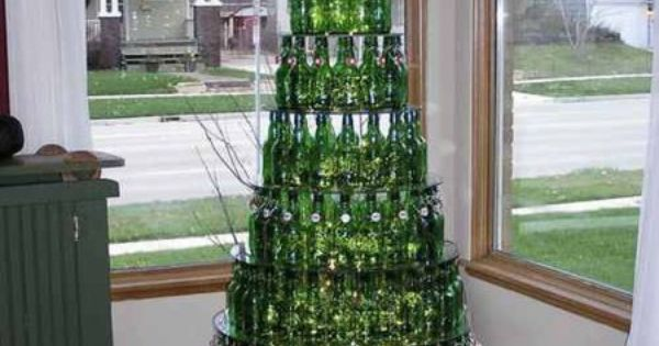 Dishfunctional Designs Glass Bottles Upcycled Repurposed As Home Decor Fun Ideas