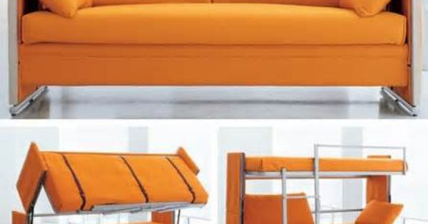 Proteas sofa turns into a bunkbed gotta get one of for Proteas sofa bunk bed