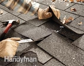 Easy Shingle Repair Roof Repair Repair Roof