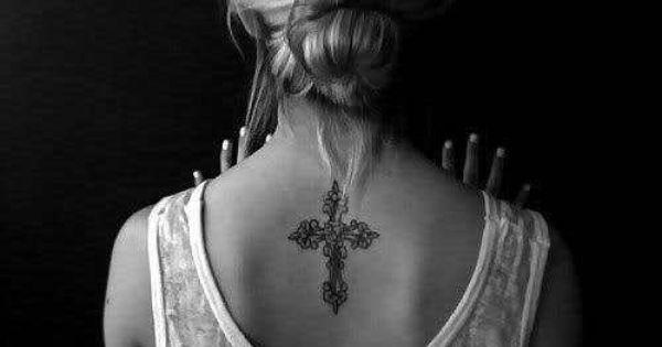 celtic cross tattoos Camille TUTU comeback music fashion diet love body summer