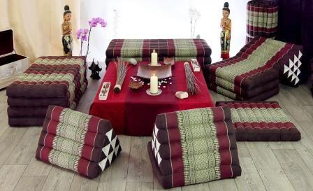 Thai Floor Cushions Hipster Home