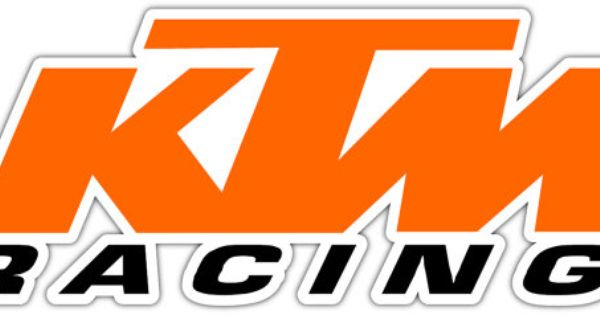 Ktm Racing Vinyl Sticker Decal Can Be Placed On Any Smooth