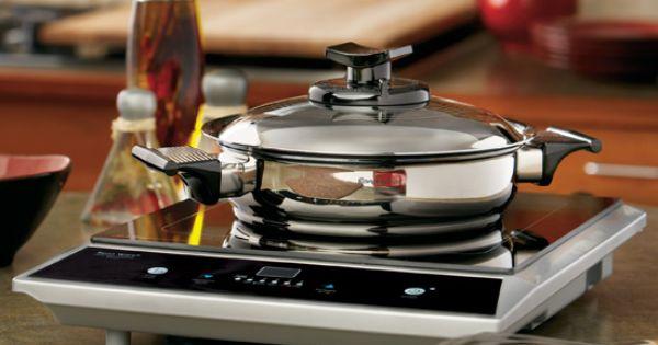 Cocina de inducci n m s fresca r pida segura y eficiente for Cocinas mixtas a gas y electricas