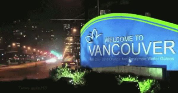 Downtown Vancouver Gif With Images Vancouver Hotels Bc Home