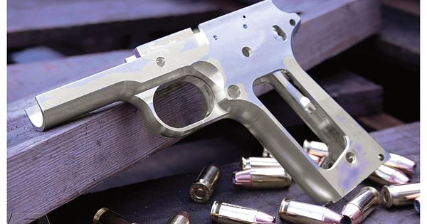 Stealth Arms 1911 80 Lower Receiver