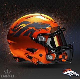 Coolestcollegefootballuniforms New Broncos Uni Ideas