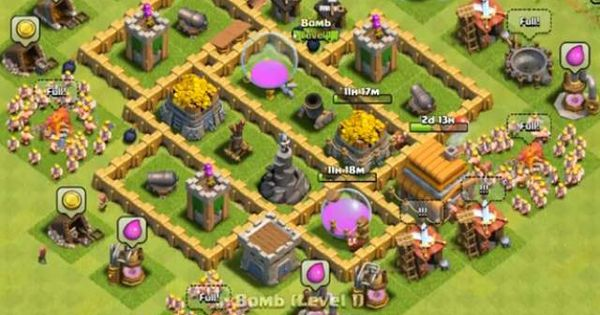 clash of clans builder rh9